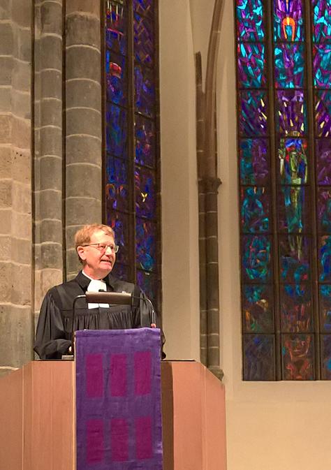 Abschiedspredigt Pfarrer Dietmar Will